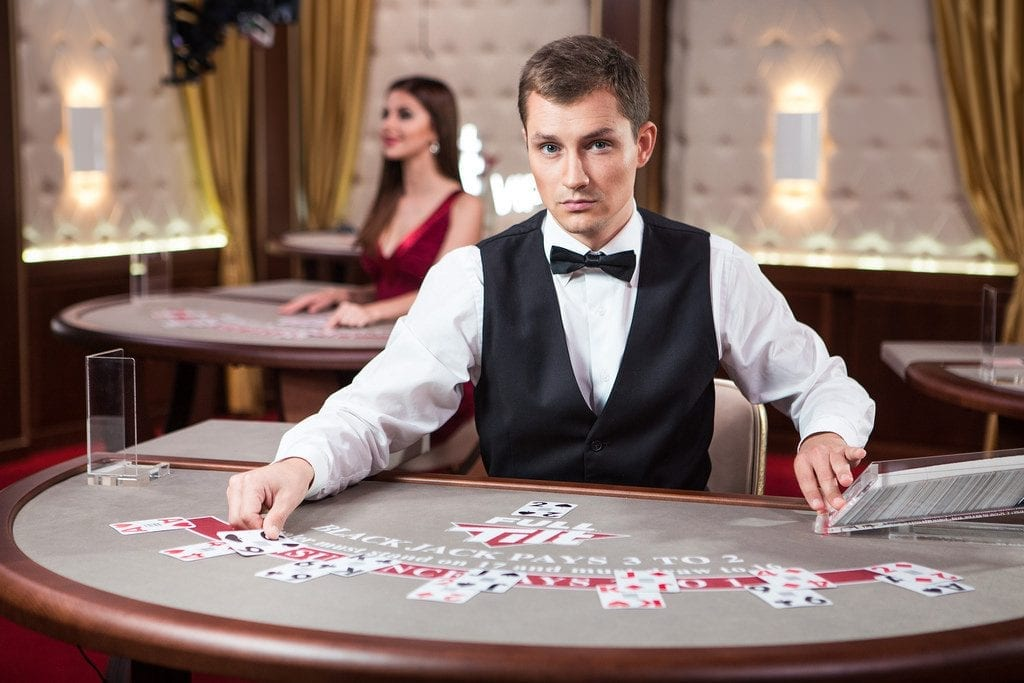 Live Casino Dealer US