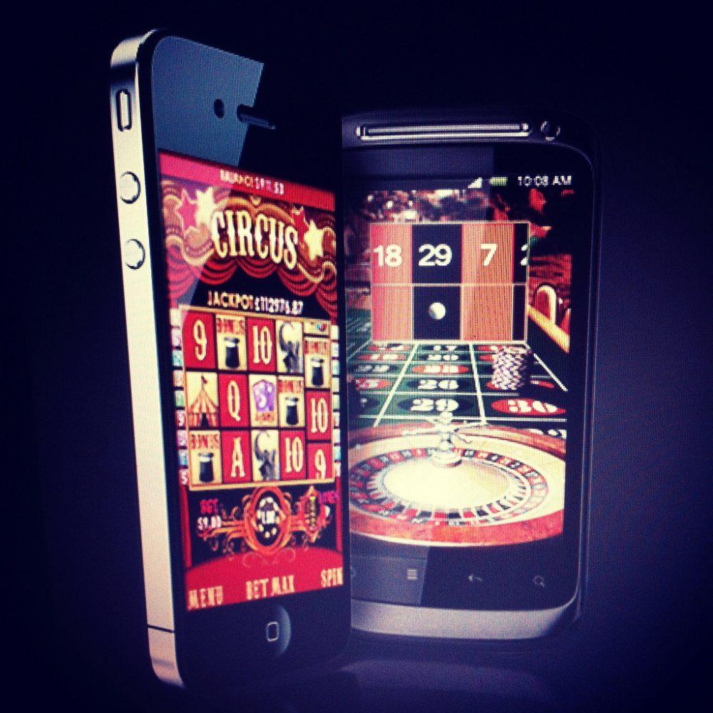 Live Mobile Casino